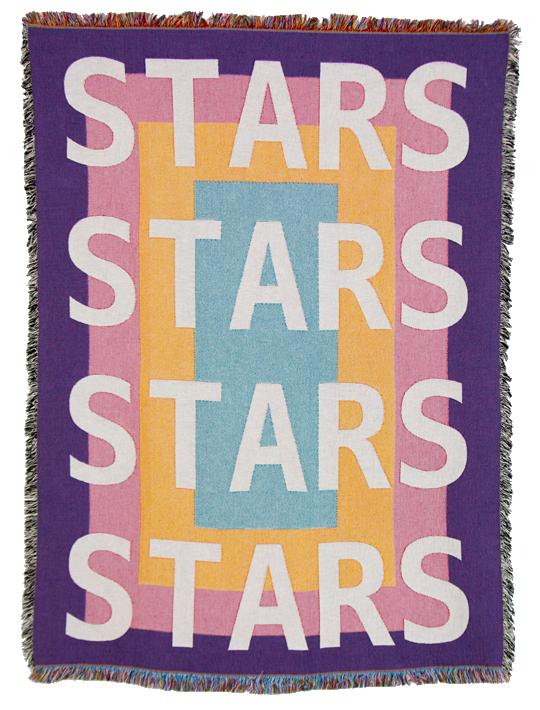 STARS STARS STARS TAPESTRY